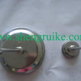 指针式 双金属温度计WSS-401