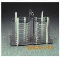 美国nalgene细菌培养皿架,聚碳酸酯框架5923-0020