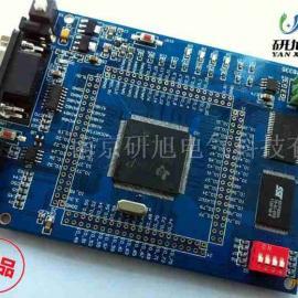 TMS320F28335简易板