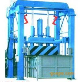 CLY垂直式垃圾压缩设备