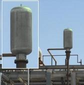 排气管道消音器