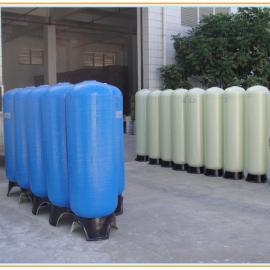 FRP树脂罐|玻璃钢软水罐 水处理玻璃钢罐