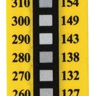 TL-8八格温度标签|美国omega八格不可逆温度标签