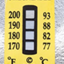 TL-4四格温度标签|美国omega四格不可逆温度标签