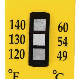 TL-3三格温度标签|美国omega三格不可逆温度标签