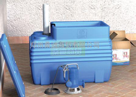 郑州进口意大利泽尼特污水专用切割泵