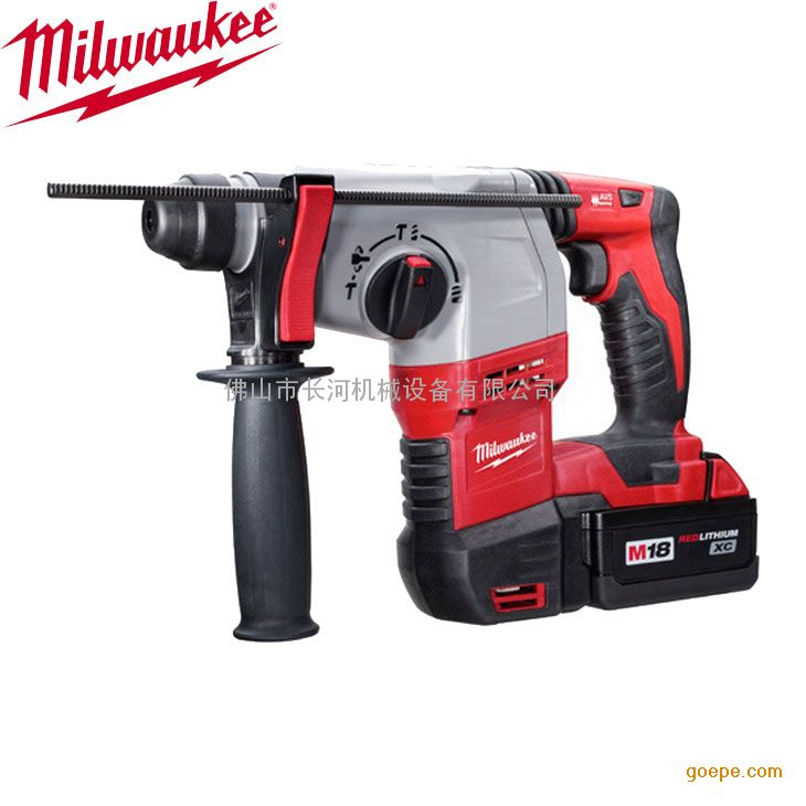 批发美国米沃奇Milwaukee充电电锤HD18H