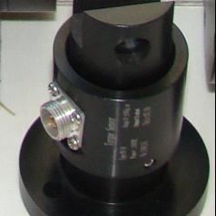 扭矩扳手测试专用LKN-102单法兰静止扭矩传感器