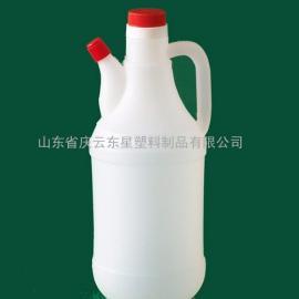 800ml酱油壶醋壶800ML酱油醋塑料桶