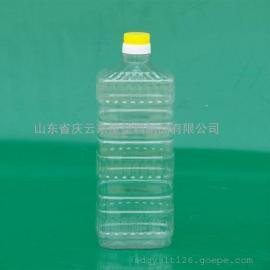 2l玻璃水塑料桶,2L透明塑料桶,2Lpet塑料桶