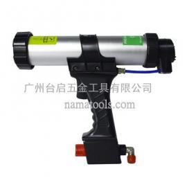 台湾纳玛NAMA气动玻璃胶枪 MA-310风动打胶枪、310ml