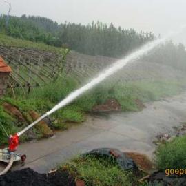 移动式泡沫水两用消防炮