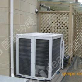 空气源热泵匡迪冷暖打造别墅节能环保空调系统新天地