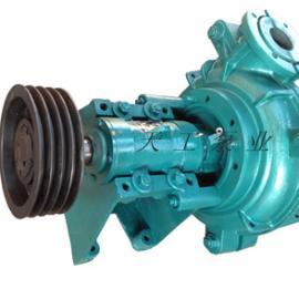 衬胶泵型号6/4D-AHR