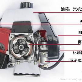 背负式割草机割灌机IE40-6F