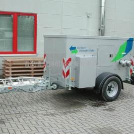 应急排水泵车|应急移动排水泵车|德国博格移动泵车