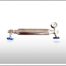 液化石油气采样钢瓶/不锈钢采样瓶