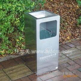 不锈钢垃圾桶A1058/垃圾桶/垃圾箱/垃圾筒/分类垃圾桶/户外垃圾桶