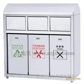 不锈钢垃圾桶A1085/垃圾桶/垃圾箱/垃圾筒/分类垃圾桶/户外垃圾桶