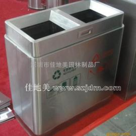 不锈钢垃圾桶A5208/垃圾桶/垃圾箱/垃圾筒/商场垃圾桶/户外果皮桶