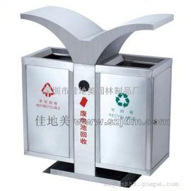 不锈钢垃圾桶A5206/垃圾桶/垃圾箱/垃圾筒/分类垃圾桶/户外垃圾桶