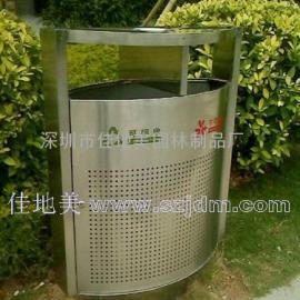 不锈钢垃圾桶A1023/垃圾桶/垃圾箱/垃圾筒/分类垃圾桶/户外垃圾桶