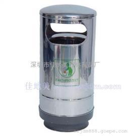 不锈钢垃圾桶A1015/垃圾桶/垃圾箱/垃圾筒/户外垃圾桶/果皮桶