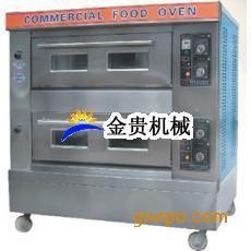 二层四盘燃气烤箱 面包烤箱最低价