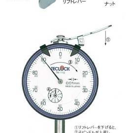 日本得乐10MM的百分表TM-110