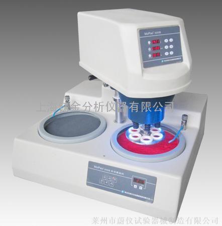 国产MoPao3S型自动金相磨抛机