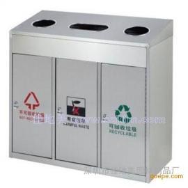 不锈钢垃圾桶A1021/垃圾桶/垃圾箱/垃圾筒/分类垃圾桶/户外垃圾桶