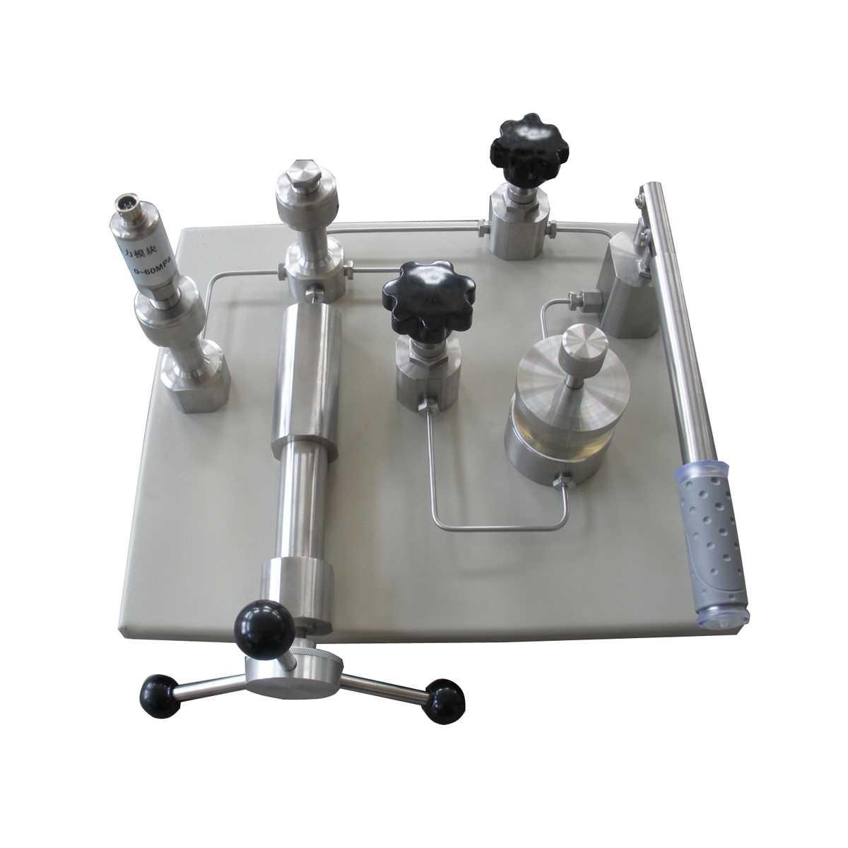 手动水压压力源 压力表校验器