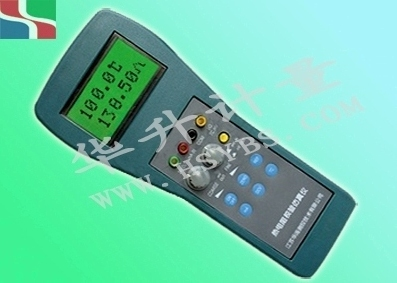 掌上型多功能温度校验仪