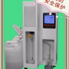自动凯氏定氮仪 液晶显示SKD-600自动定氮仪