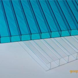pc中空阳光板-双层阳光板