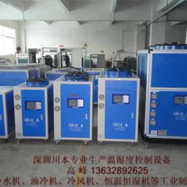 风冷式油冷却器(精密油冷却控温机)
