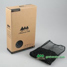 山树椰壳碳