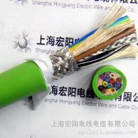 上海伺服机专电缆-伺服电机电缆,伺服系统专用电缆