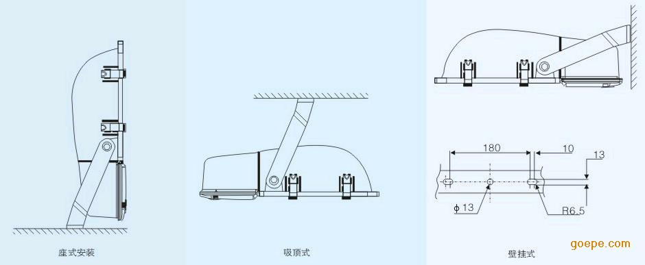 供应海洋王ntc9230高效中功率投光灯生产厂家