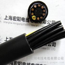 柔性电缆厂家、拖链电缆、上海拖链电缆厂家、TRVV
