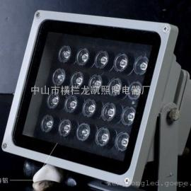 户外防水聚光灯 LED投光灯 LED泛光灯 广告灯 招牌灯