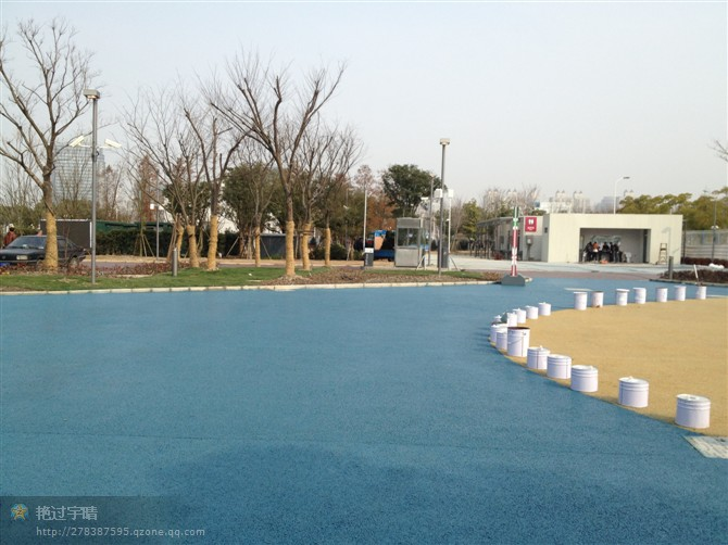 湖南长沙彩色透水混凝土/透水混凝土地坪 价格