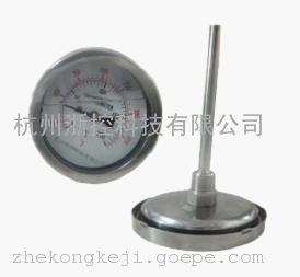耐震温度计|双金属温度计