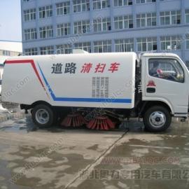 东风小霸王多功能清扫车 小霸王多功能洒水扫地车