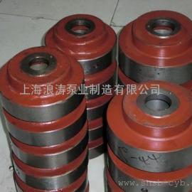 上海水泵厂|300s-19中开泵|双吸泵轴承体|轴压|轴套