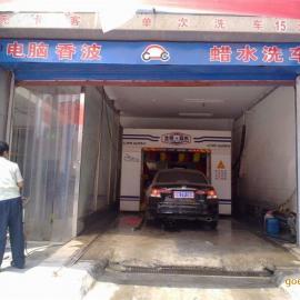 四川全自动电脑洗车机 成都天洁洗车设备最新价格