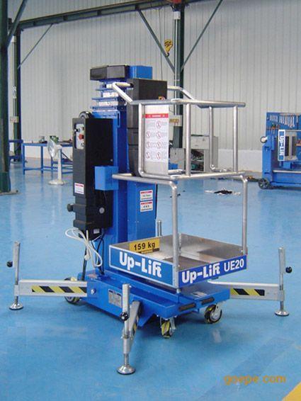 套筒式升降平台-北京艾赛斯高空作业机械有限公司图片