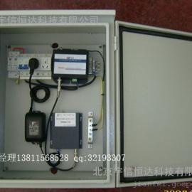 YX室外监控杆室外防雨箱室外配电箱设备箱