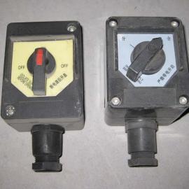 防爆双控开关BZM8050-10DD220V