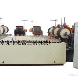 链条式全自动抛光机 金属自动抛光机